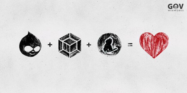 Drupal + Webpack + Yarn = Love