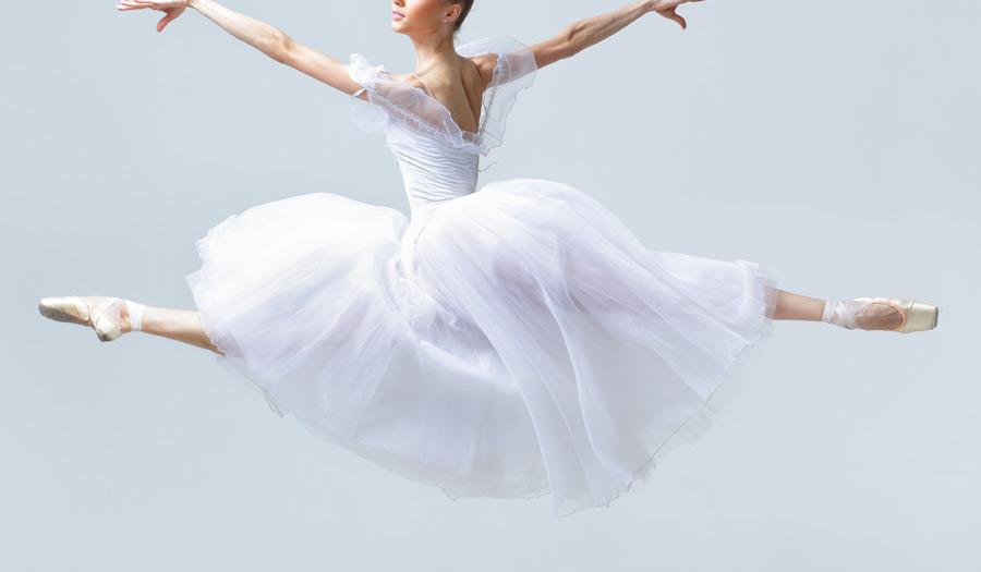 Agile ballerina